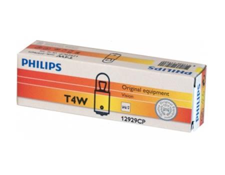 Auto sijalice PHILIPS 12V 4W BA9s – PREMIUM 30%+