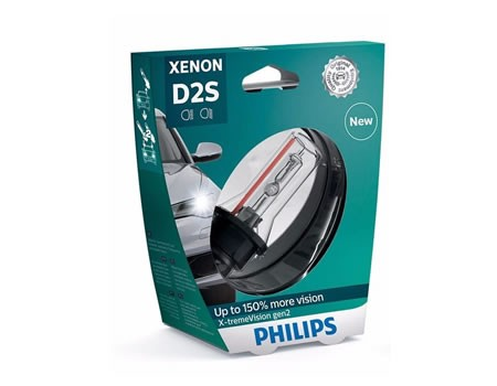 Auto sijalice PHILIPS D2S 85V 35W P32d-2 – XENON – X-TREME VISION