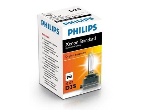 Auto sijalice PHILIPS D3S 42V 35W PK32d-5 – XENON