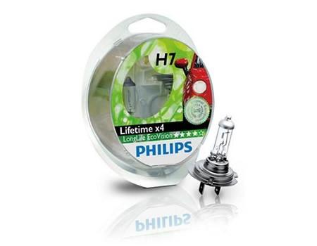 Auto sijalice PHILIPS H7 12V 55W PX26d – ECO VISION – Long life