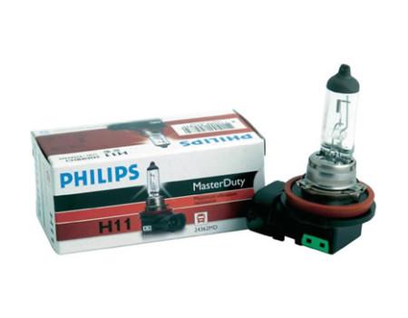 Auto sijalice PHILIPS H11 24V 70W PGJ19-2 – MASTER DUTY – 24362MDC1