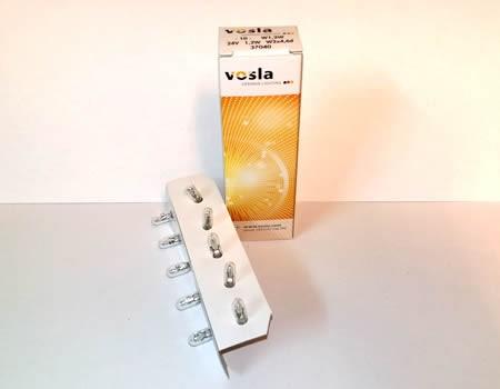 Auto sijalice VOSLA ubodne 24V 1,2W W2x4,6d (37040)