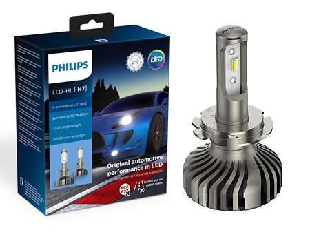 Auto sijalice PHILIPS 11972XUWX2 LED SIJALICA H7 5800 K 11972XUWX2