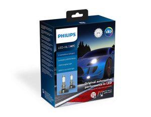 Auto sijalice PHILIPS 11972XUWX2 LED SIJALICA H7 5800 K