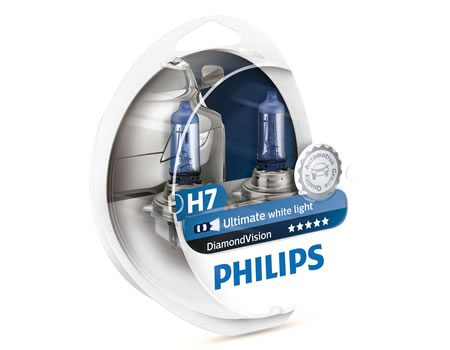 Auto sijalice PHILIPS H7 12V 55W PX26d – DIAMOND VISION