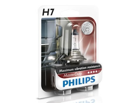 Sijalice za kamione PHILIPS H7 24V 70W PX26d – MASTER DUTY