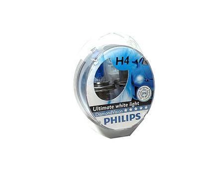 Auto sijalice PHILIPS H4 12V 60/55W P43t – DIAMOND VISION