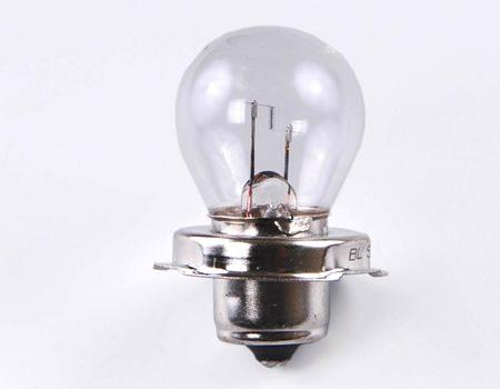 Auto lamp auto 6V 15W S3 P26s – sa šeširićem   – A6015