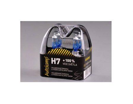 AUTO SIJALICA Auto Lamp SET SIJALICA H7 24V 70W PX26d do 100% više svetla – 3700K – A9067S2